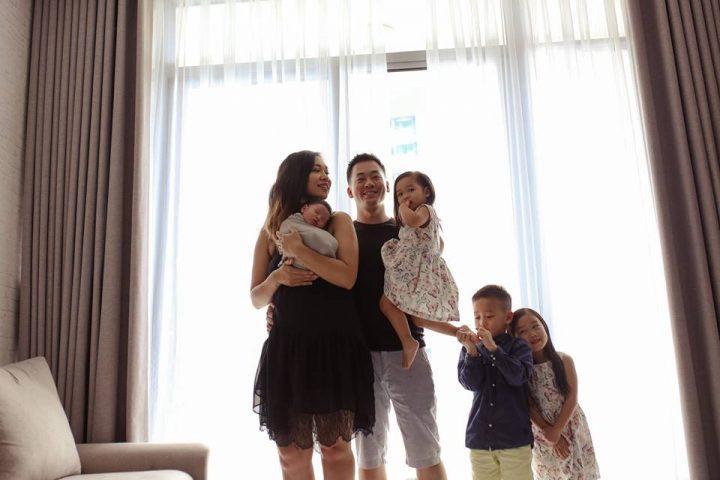 Chụp ảnh phóng sự tài liệu gia đình 2