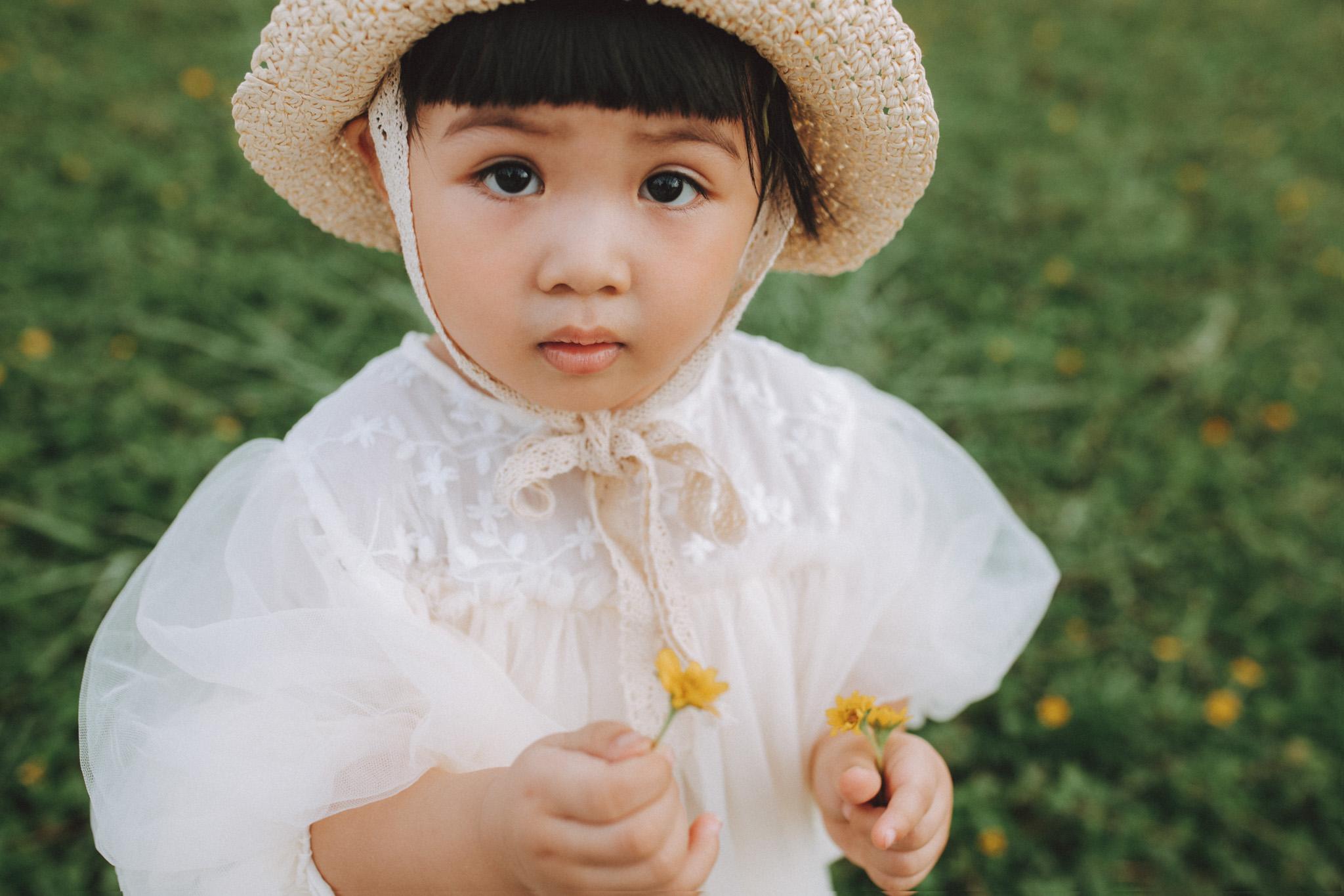 Địa điểm chụp ảnh Ngoại cảnh cho bé đẹp nhất tại Nha Trang