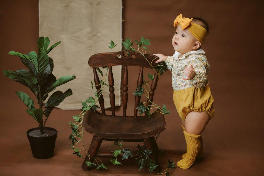 Studio chụp ảnh cho bé ở Nha Trang