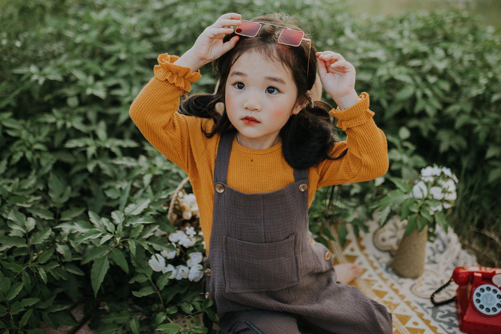 Chụp Ảnh Ngoại Cảnh Cho Bé tại công viên, Địa điểm chụp ảnh Ngoại cảnh cho bé đẹp nhất tại Nha Trang